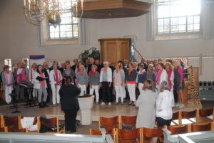 samen zingen met het Russische vocaal ensemble 2 okt. 2016